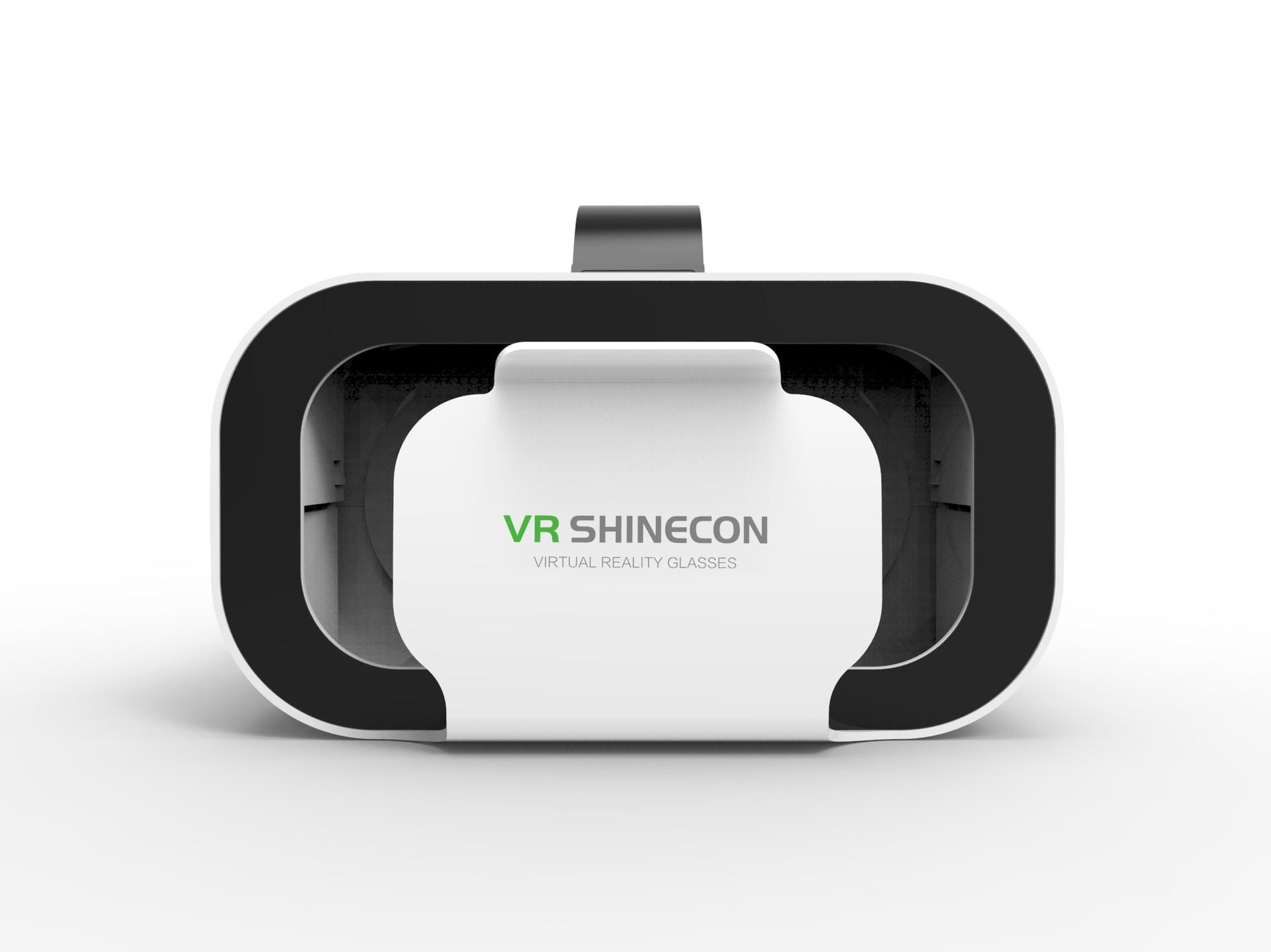 Mini 3D Virtual Reality Glasses